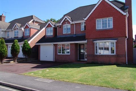 5 bedroom detached house to rent - Chancery Court, Wilford village
