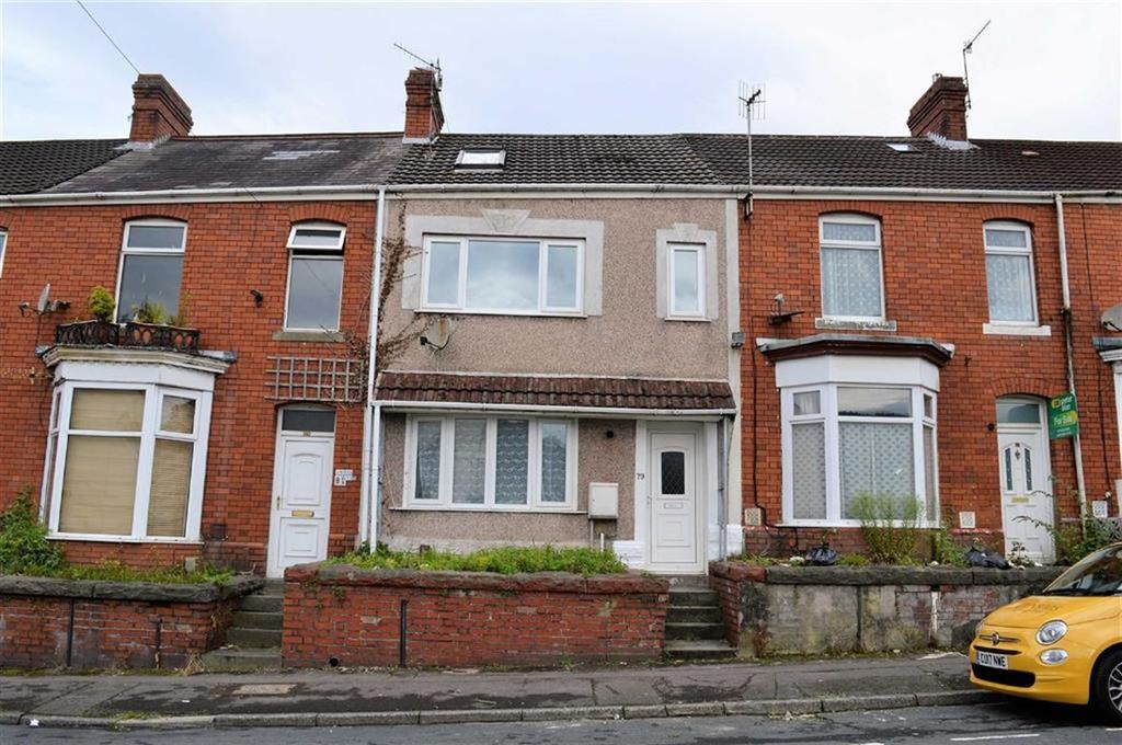 3 Bedrooms Terraced House for sale in Prince Of Wales Road, Swansea, SA1