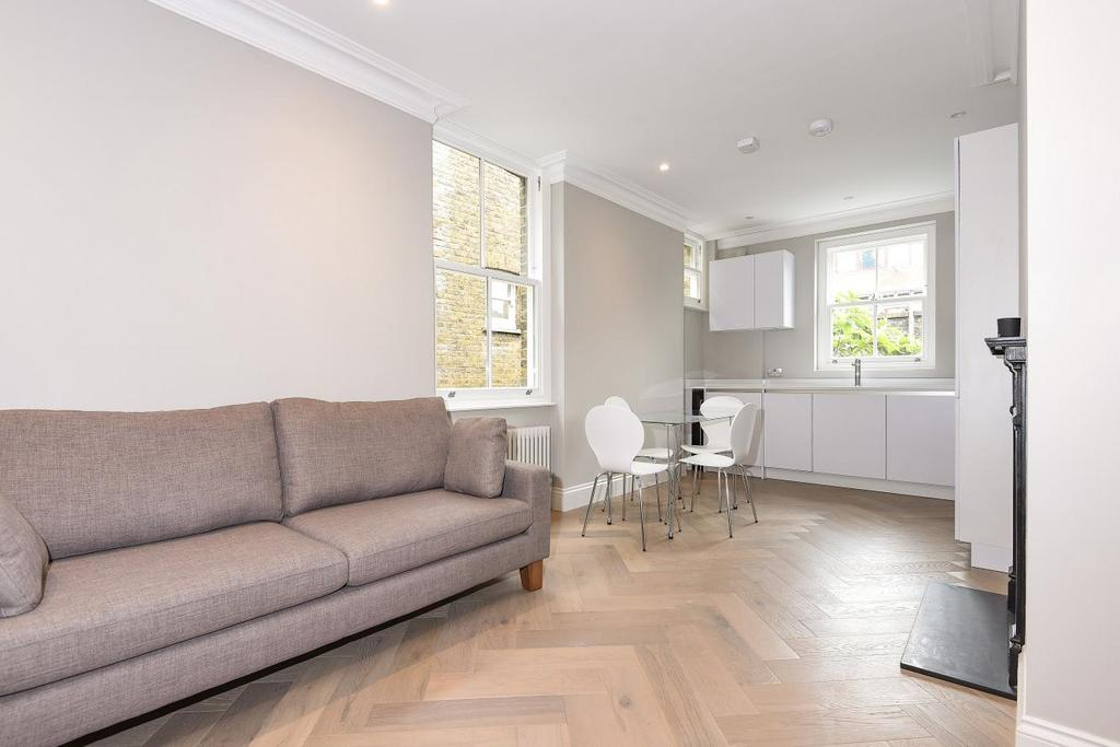 2 Bedrooms Flat for sale in Sulgrave Road, Brook Green