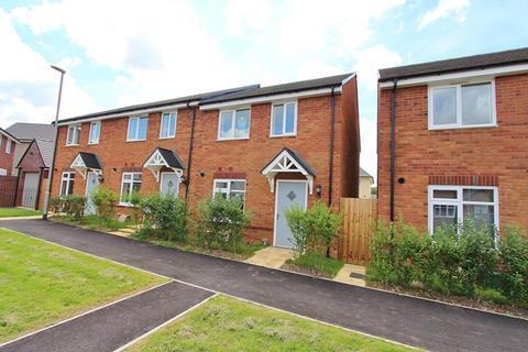 2 bedroom end of terrace house for sale - Augustus Avenue, Keynsham, Bristol