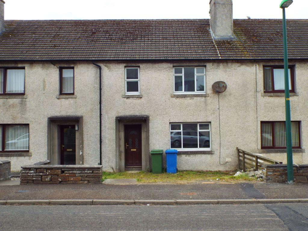 3 Bedrooms Terraced House for sale in 31 Springpark Terrace, Thurso