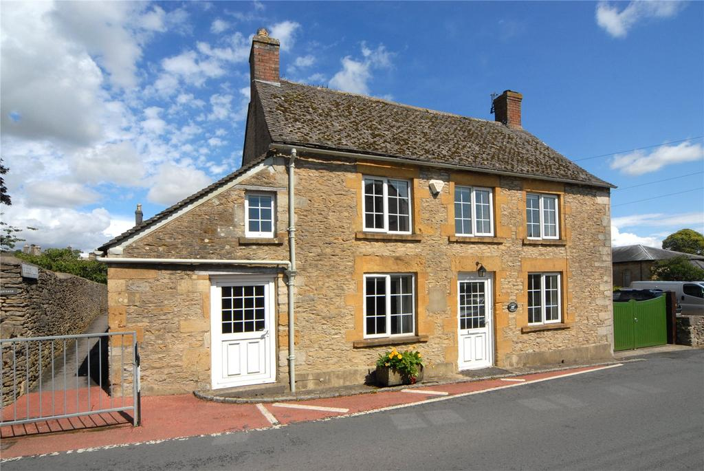 3 Bedrooms Semi Detached House for sale in Back Walls, Stow on the Wold, Cheltenham, Gloucestershire, GL54