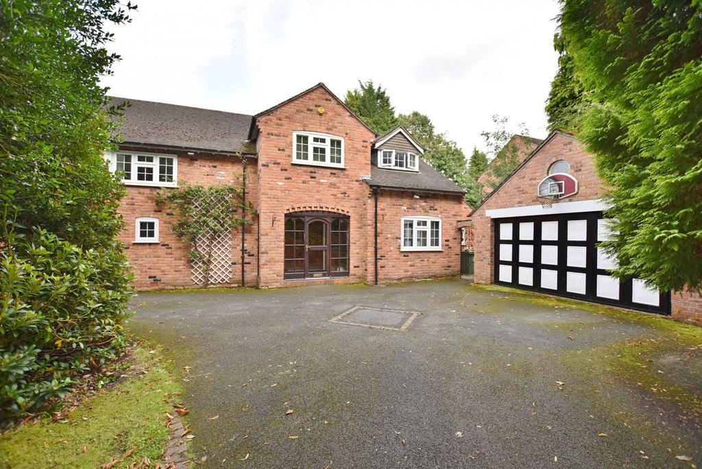 4 Bedrooms Detached House for sale in Park Lane, Hale