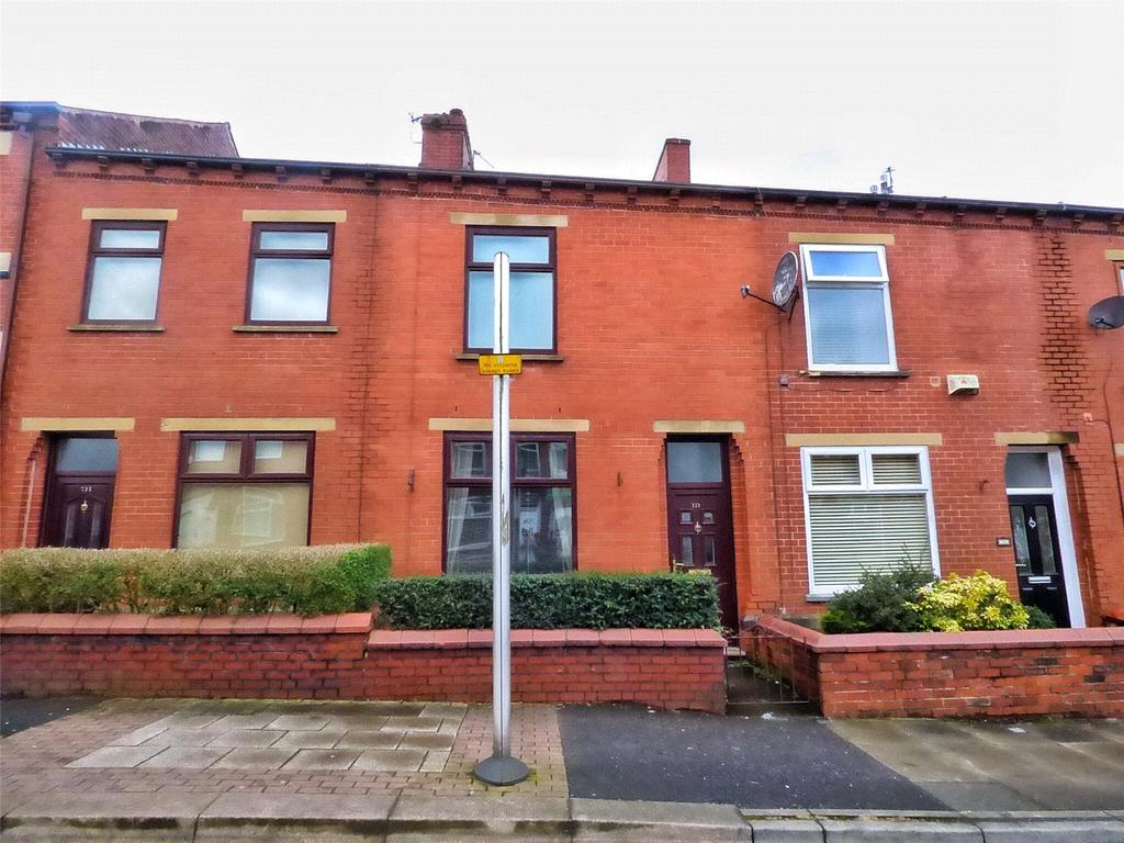 2 Bedrooms Terraced House for sale in Rochdale Road, Royton, Oldham, Greater Manchester, OL2