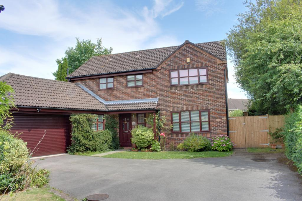5 Bedrooms Detached House for sale in HOME MEAD, DENMEAD
