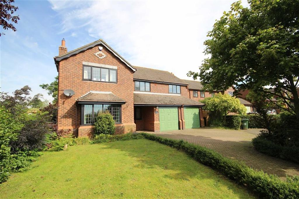 5 Bedrooms Detached House for sale in Main Street, Carlton Scroop, Grantham, Lincolnshire