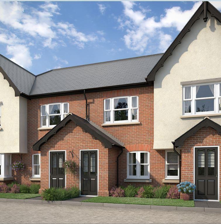 3 Bedrooms Terraced House for sale in Plot 10 Hazelwood Park, Hastingwood, Essex, CM17