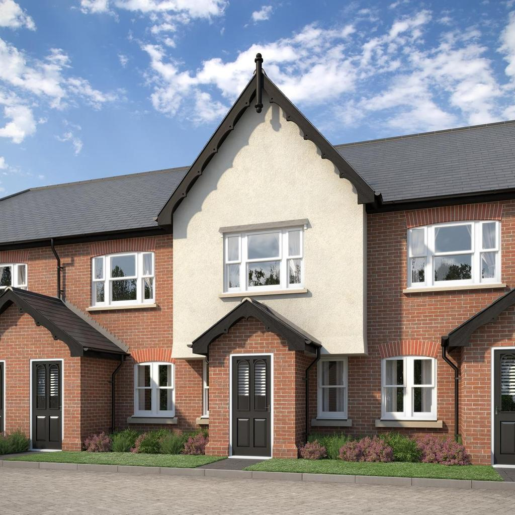 3 Bedrooms Terraced House for sale in Plot 11 Hazelwood Park, Hastingwood, Essex, CM17