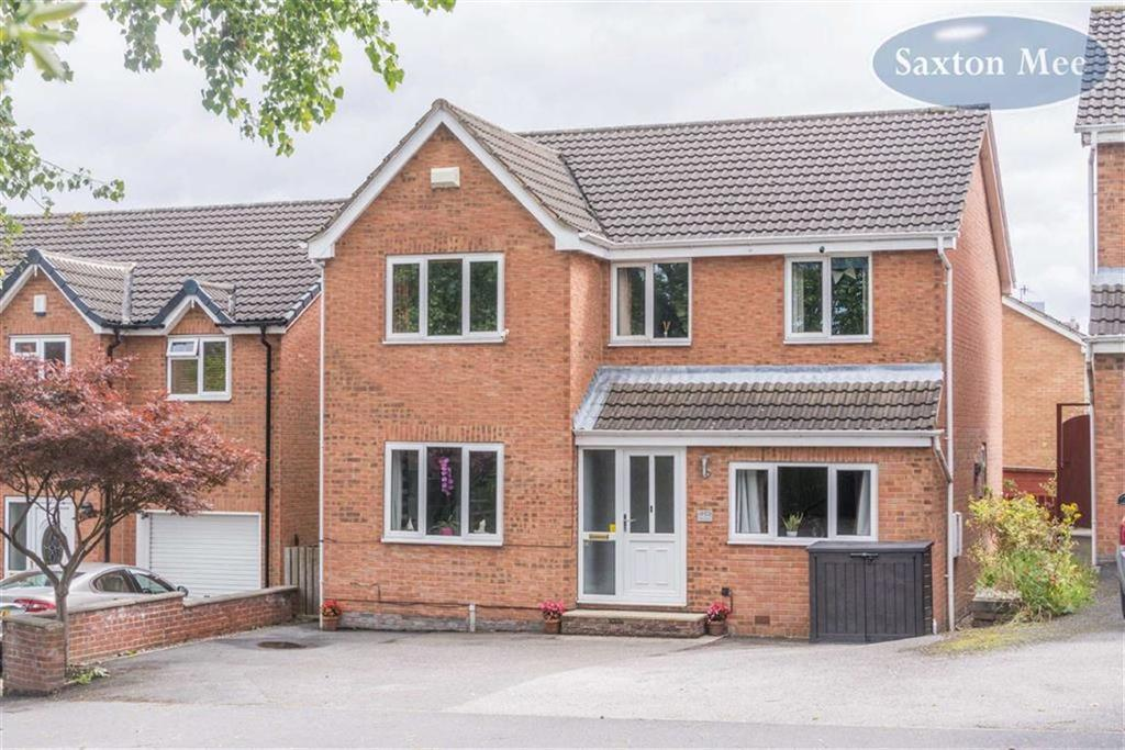 4 Bedrooms Detached House for sale in Wood Lane, Stannington, Sheffield, S6