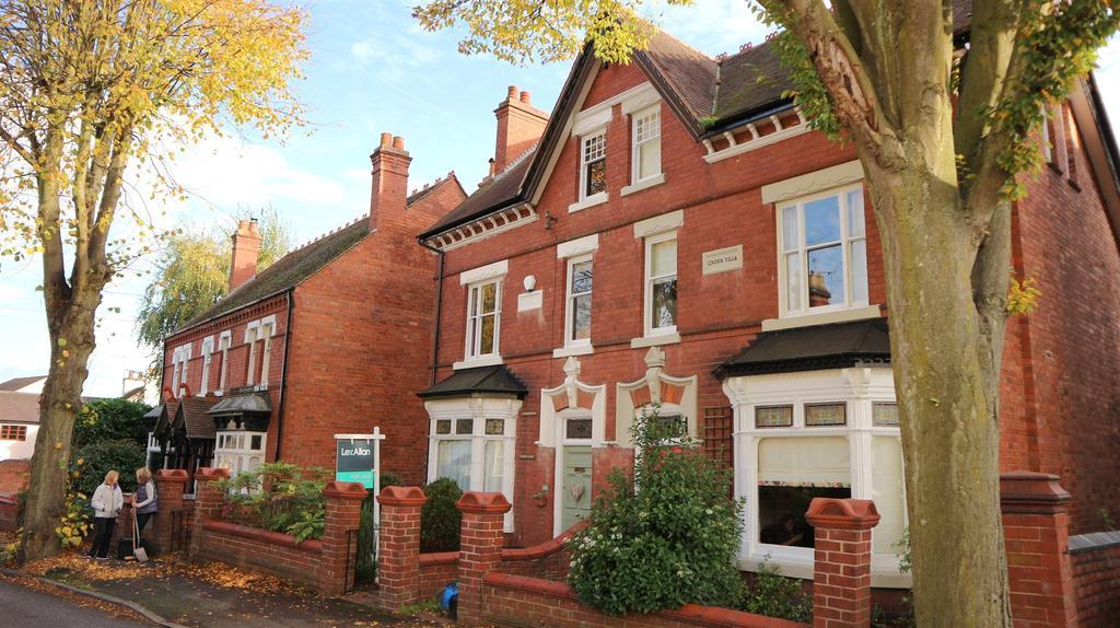 4 Bedrooms Semi Detached House for sale in Corser Street, Stourbridge