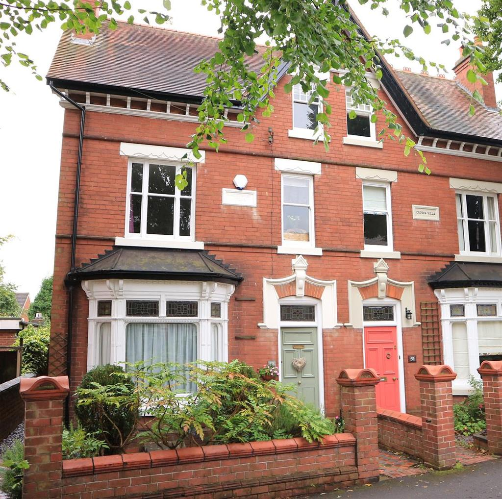 4 Bedrooms Semi Detached House for sale in Corser Street, Stourbridge