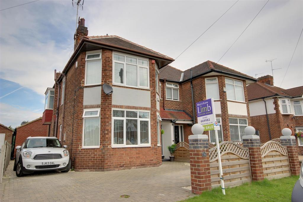 3 Bedrooms Semi Detached House for sale in 16 Woodland Drive, Anlaby