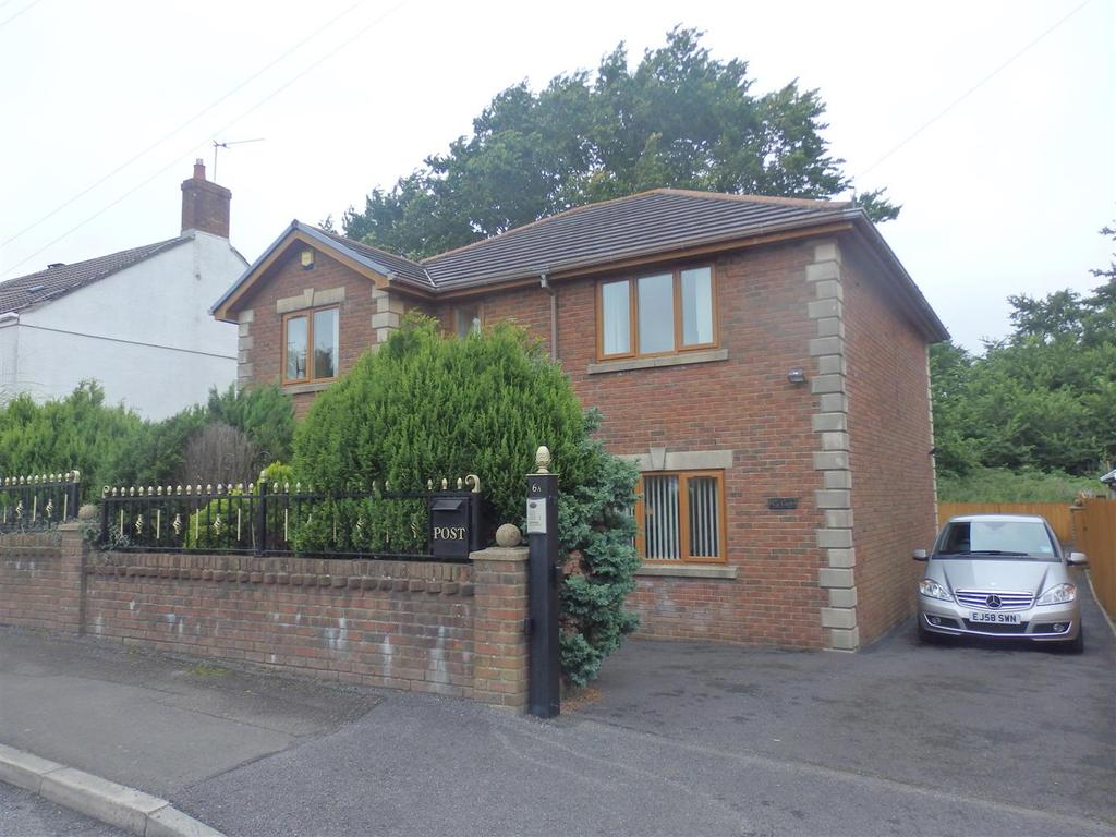4 Bedrooms Detached House for sale in Heol Y Bwlch, Bynea, Llanelli