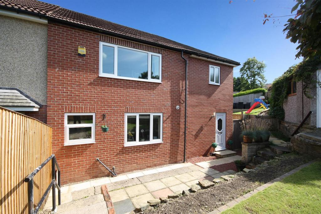3 Bedrooms Semi Detached House for sale in Coal Hill Lane, Rodley