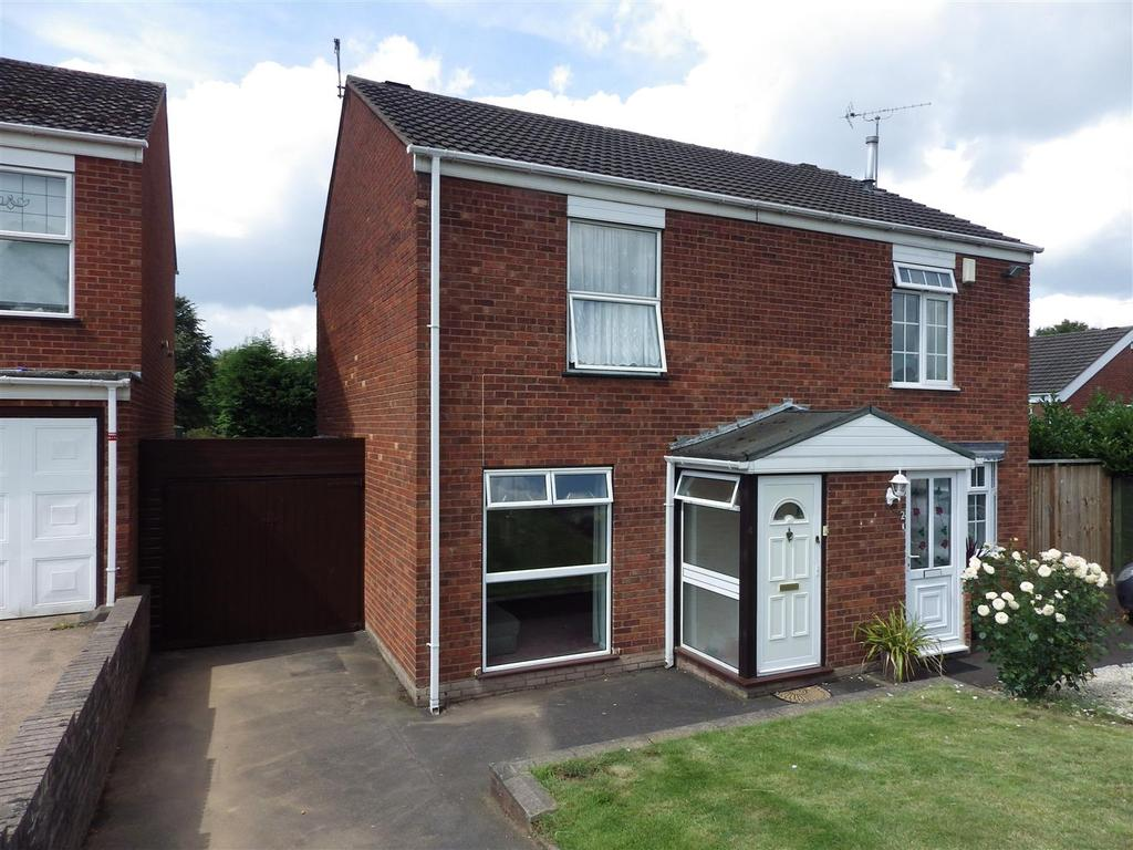 2 Bedrooms Semi Detached House for sale in Wiltshire Drive, Halesowen
