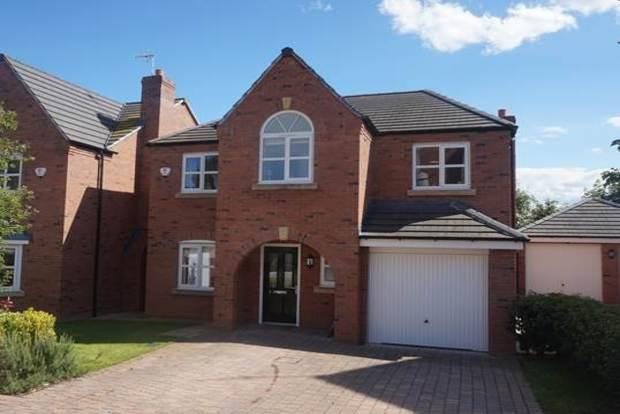 4 Bedrooms Detached House for sale in Hames Close, Rothley, Leicester, LE7