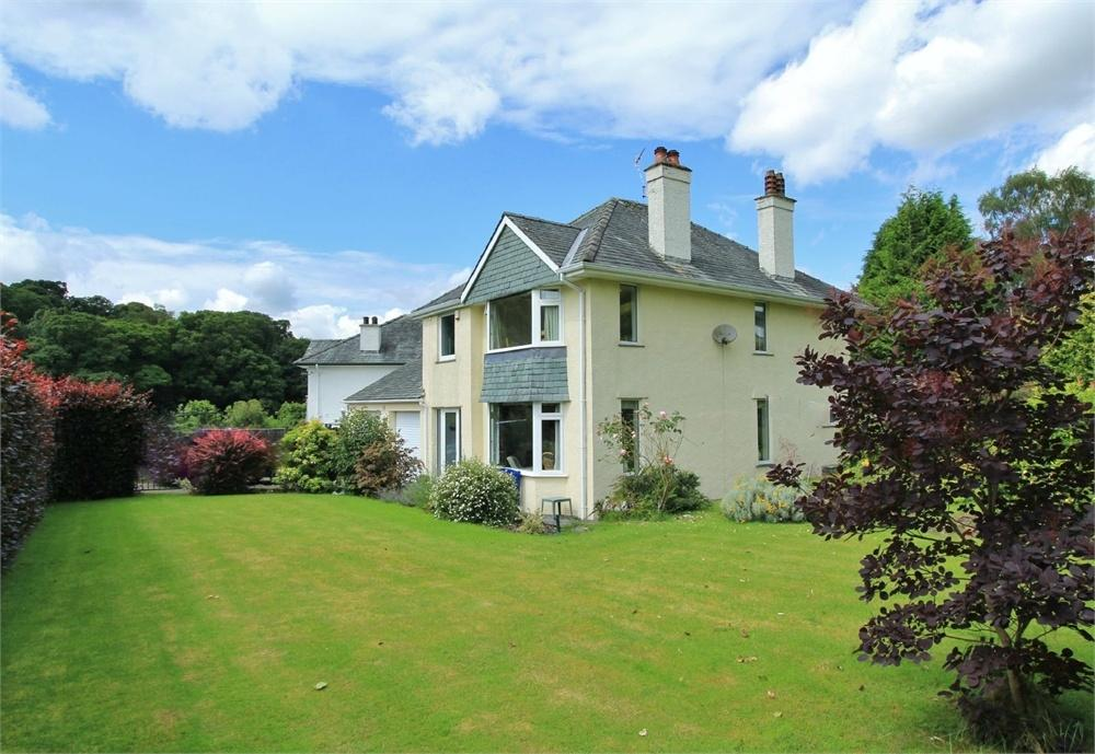 3 Bedrooms Detached House for sale in 19 Springs Road, KESWICK, Cumbria