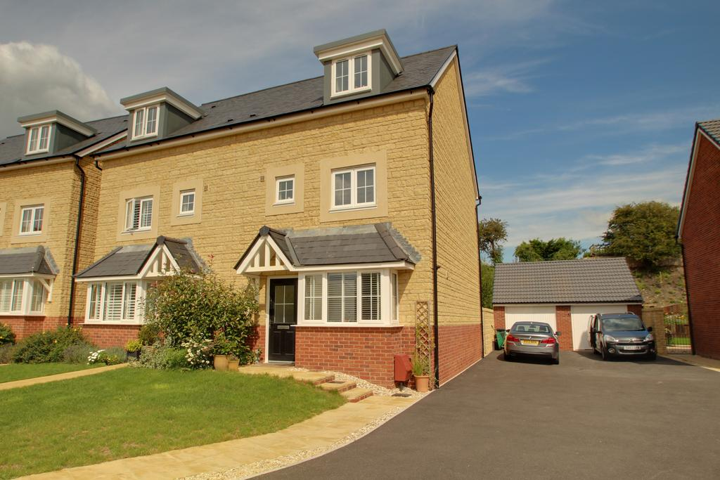 4 Bedrooms Semi Detached House for sale in EVERCREECH