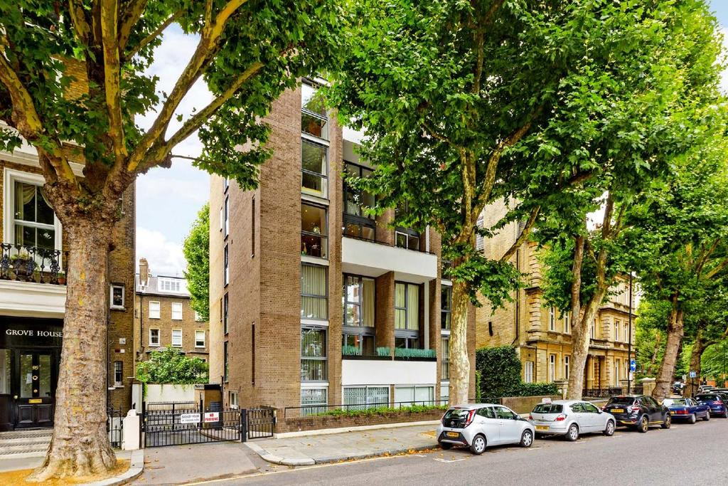 3 Bedrooms Flat for sale in Addison Road, Holland Park