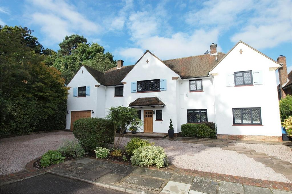 6 Bedrooms Detached House for sale in The Dale, Keston, Kent