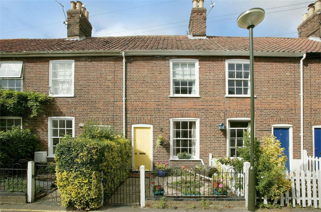 2 Bedrooms Terraced House for sale in Jubilee Terrace, Norwich, Norfolk