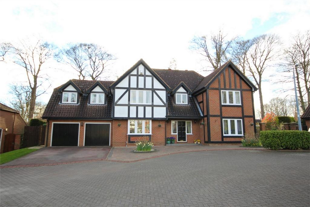 5 Bedrooms Detached House for sale in Stratton Park, Swanland, North Ferriby, East Riding of Yorkshire
