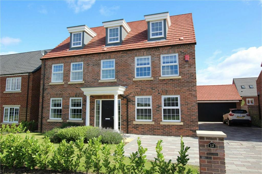 5 Bedrooms Detached House for sale in Malton Road, Beverley, East Riding of Yorkshire, East Riding