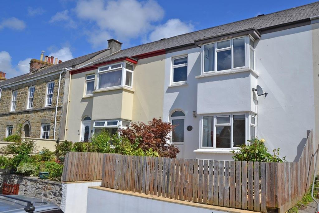 3 Bedrooms Terraced House for sale in Truro, Cornwall, TR1