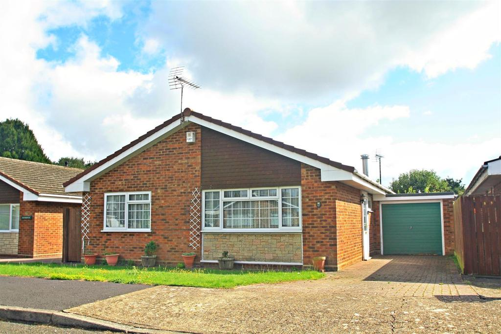 2 Bedrooms Detached Bungalow for sale in Windmill Hill Drive, Bletchley, Milton Keynes