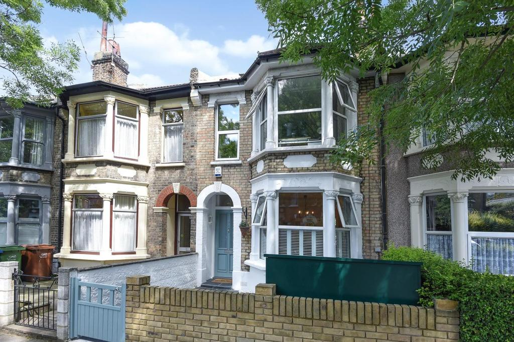 3 Bedrooms Terraced House for sale in Everthorpe Road, Peckham