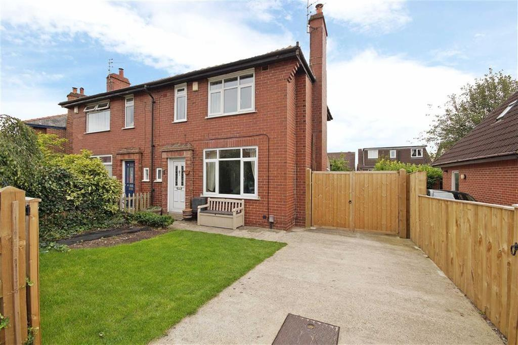 3 Bedrooms Semi Detached House for sale in Greenfields Drive, Harrogate, North Yorkshire