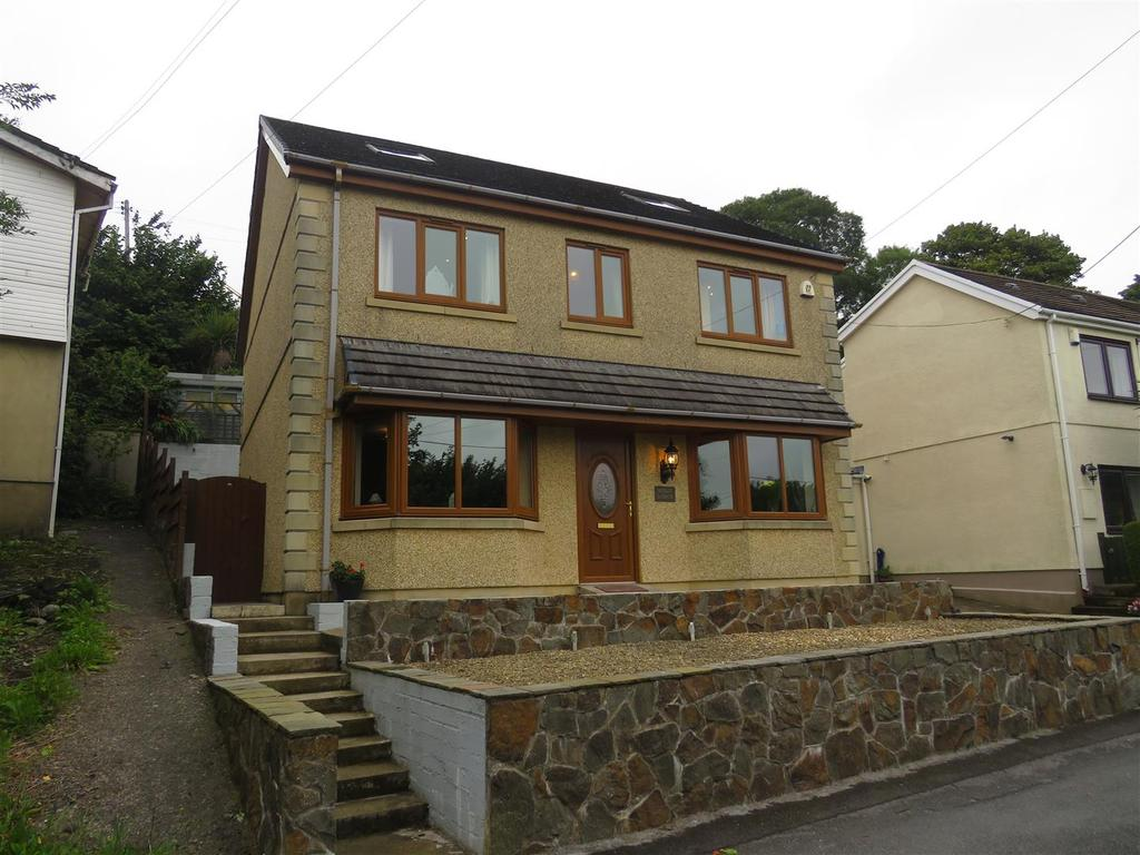 3 Bedrooms Detached House for sale in Graig, Burry Port