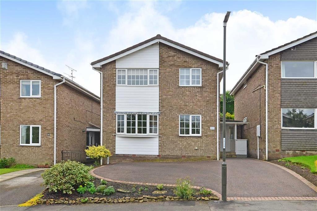 4 Bedrooms Detached House for sale in 32, Eskdale Close, Dronfield Woodhouse, Dronfield, Derbyshire, S18