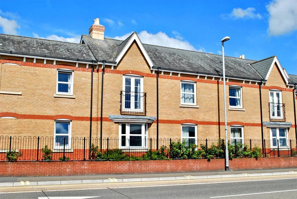 1 Bedroom Apartment Flat for sale in Standish Court, Taunton