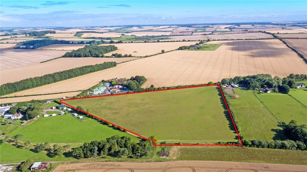 Land Commercial for sale in Blandford Road, Coombe Bissett, Salisbury, Wiltshire, SP5