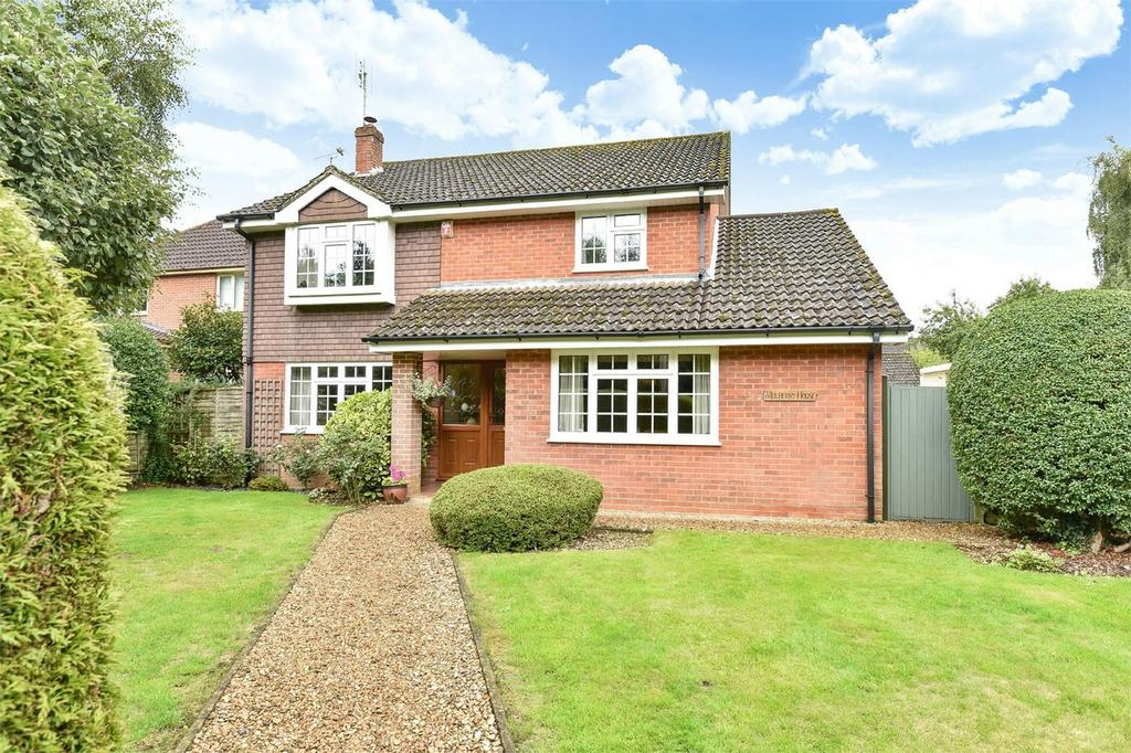 4 Bedrooms Detached House for sale in Whitchurch, Hampshire