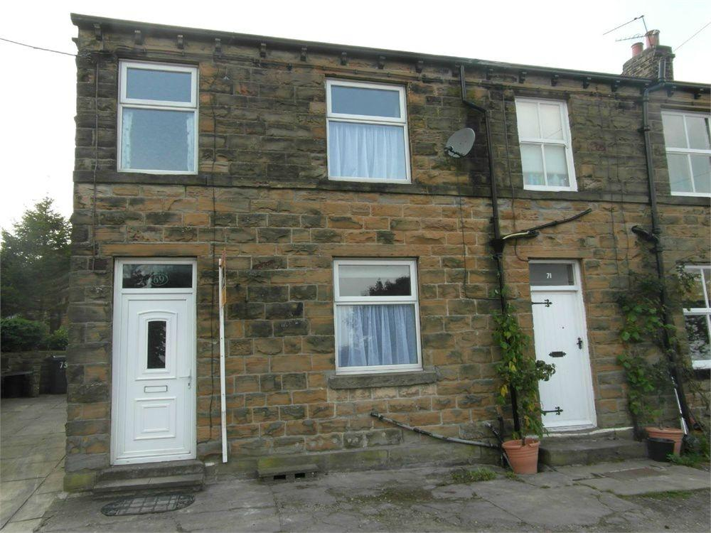 2 Bedrooms End Of Terrace House for sale in Wakefield Road, Drighlington, West Yorkshire
