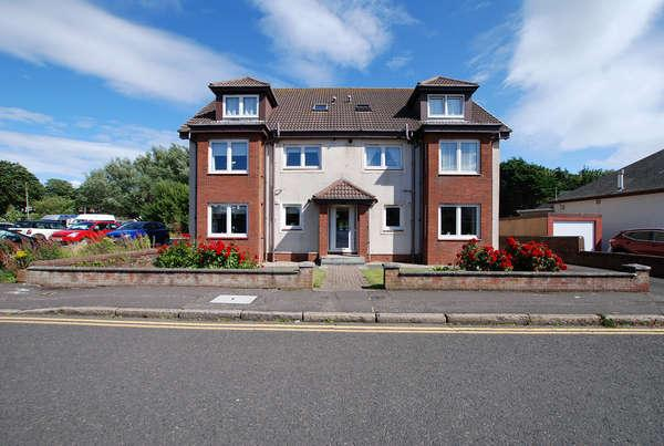 2 Bedrooms Flat for sale in Flat 4, 3-5 Midton Road, Prestwick, KA9 1PJ