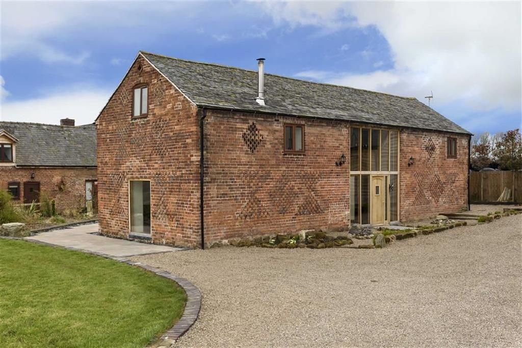 4 Bedrooms Barn Conversion Character Property for sale in Kynaston, Nr Oswestry, SY10