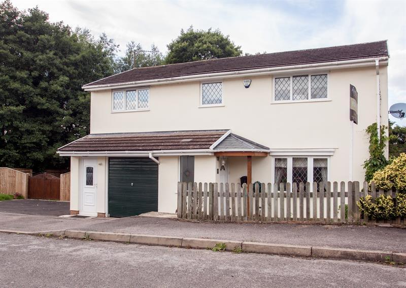 4 Bedrooms Detached House for sale in Willow Brook, Greytree, ROSS ON WYE