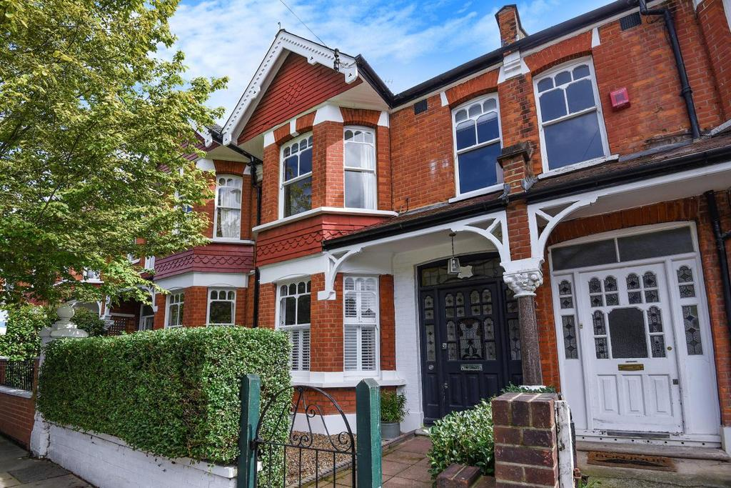 5 Bedrooms Terraced House for sale in Melrose Avenue, Southfields