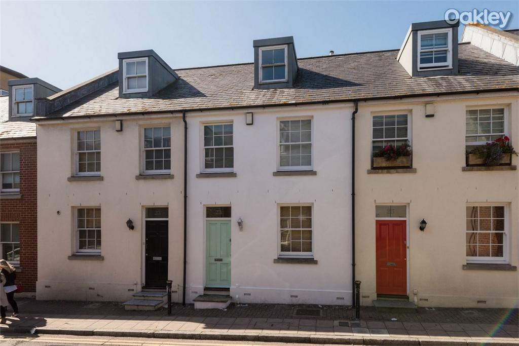4 Bedrooms Terraced House for sale in Portland Street, Brighton, East Sussex