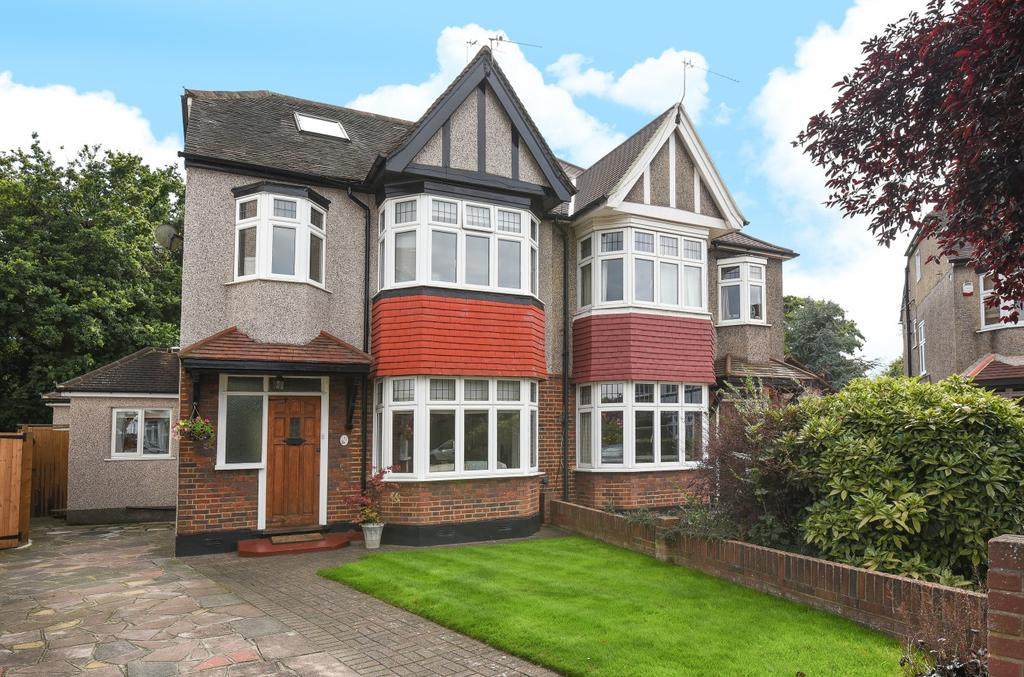 4 Bedrooms Semi Detached House for sale in Cedar Road Bromley BR1