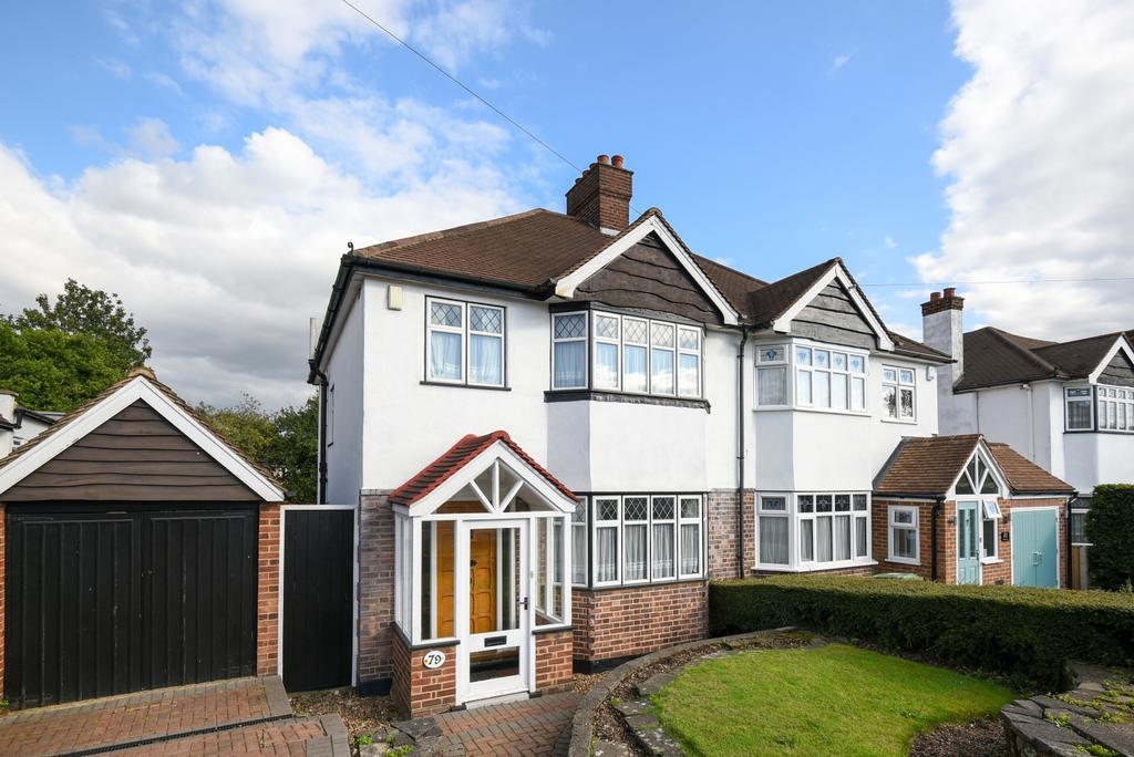 3 Bedrooms Semi Detached House for sale in Townley Road Bexleyheath DA6