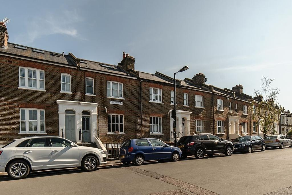 3 Bedrooms Terraced House for sale in Whateley Road East Dulwich SE22