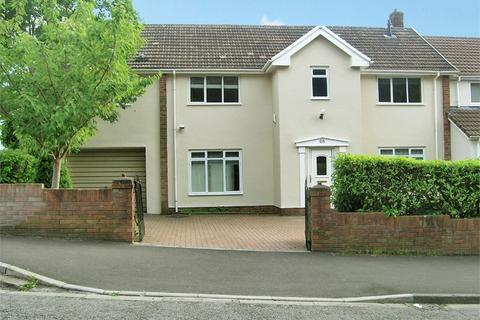 4 bedroom semi-detached house for sale - Celyn Avenue, Lakeside, Cardiff