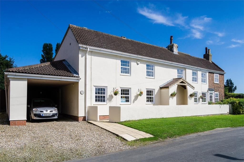 4 Bedrooms Semi Detached House for sale in Saltaugh Road,, Keyingham, East Riding of Yorkshire