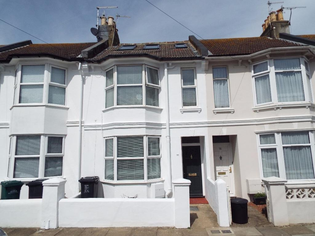 3 Bedrooms Terraced House for sale in Wordsworth Street Hove East Sussex BN3
