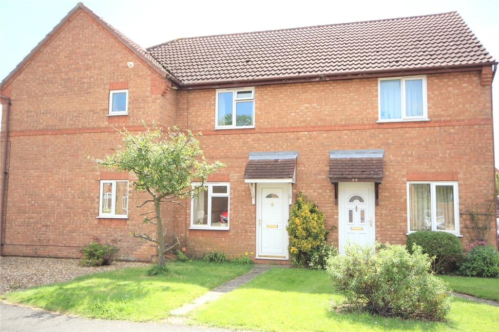 2 Bedrooms Terraced House for sale in Winchester Way, Sleaford, NG34