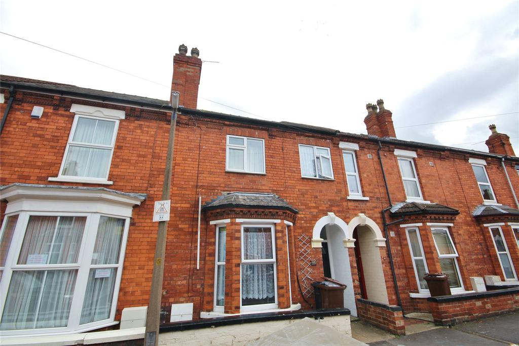 3 Bedrooms Terraced House for sale in Nelthorpe Street, Lincoln, LN5